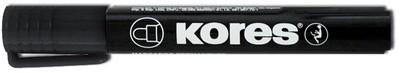 """Kores Permanent-Marker """"K MARKER"""", Rundspitze, schwarz"""