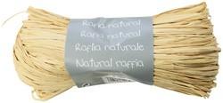 Raffia-Naturbast, natur