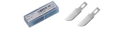 WEDO Skalpell-Ersatzklingen, Machete, in Kunststoffbox