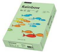 PAPYRUS Multifunktionspapier Rainbow, A4, 160 g/qm, mittelgrün