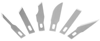 WESTCOTT Skalpell-Ersatzklingen, auf Blisterkarte
