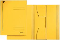 LEITZ Jurismappe, DIN A4, Colorspankarton 320 g/qm, gelb
