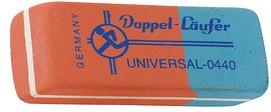 Läufer Naturkautschuk-Radierer DOPPEL-Läufer UNIVERSAL, groß
