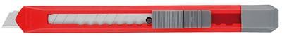 JPC Cutter Universal Kunststoff, Klinge 9,5 mm, sortiert