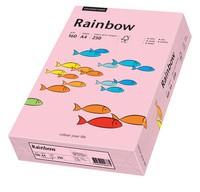 PAPYRUS Multifunktionspapier Rainbow, A4, 160 g/qm, hellrosa