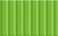 Bastelwellkarton, (B)500 x (H)700 mm, 10 Stück, grün