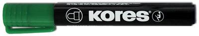 "Kores Permanent-Marker ""K MARKER"", Rundspitze, grün"