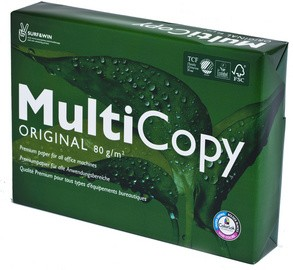 PAPYRUS Multifunktionspapier MultiCopy, A3, 80 g/qm