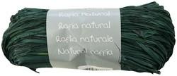 Raffia-Naturbast, lorbeergrün