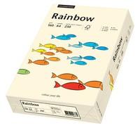 PAPYRUS Multifunktionspapier Rainbow, A4, 160 g/qm, hellchamois