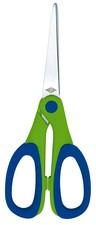 WEDO Bastelschere Soft-Flex, spitz, farbig sortiert, Länge: 135 mm