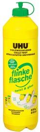 UHU Vielzweckkleber flinke flasche, ReNature, 850 g
